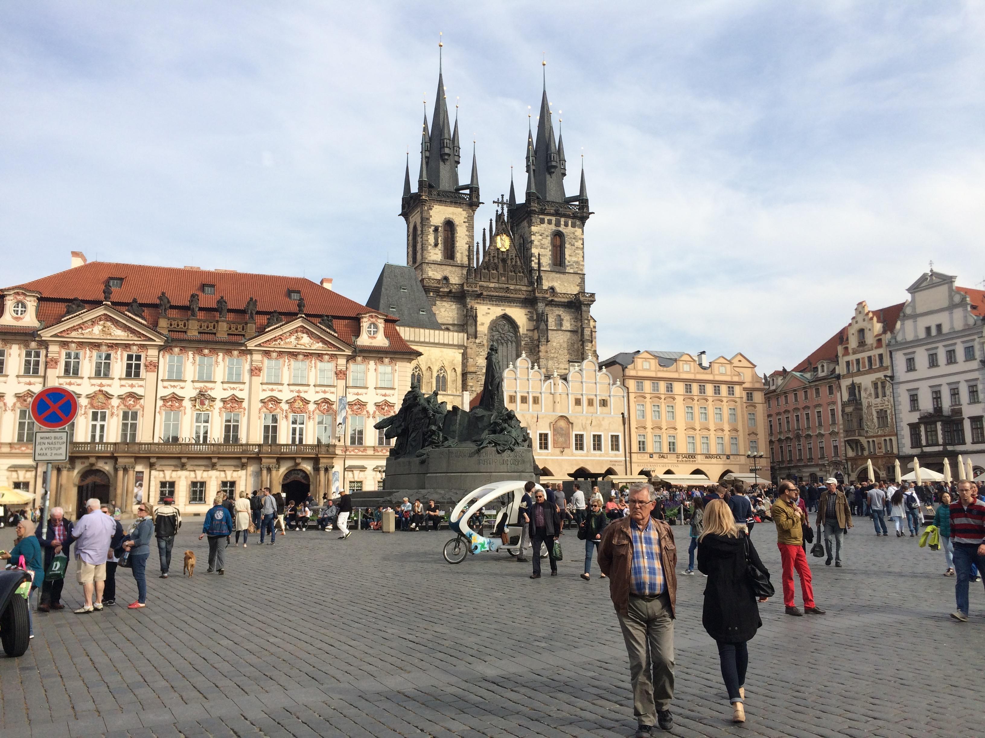 Einige Bilder unseres Prag-Besuches