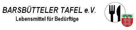 Logo der Barsbuetteler Tafel e.V.